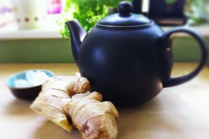 Імбирний чай для схуднення: як приготувати