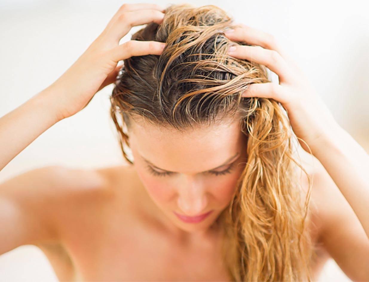 Чому волосся швидко стає брудним